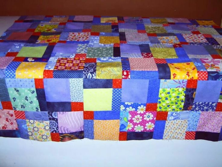 Disappearing 9 patch ~by Gypsy Stitches~