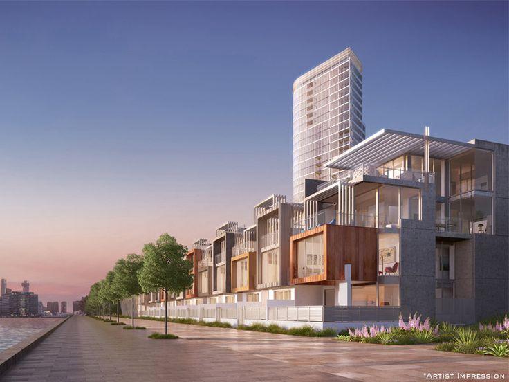 Lot 11 River Esplanade, Docklands