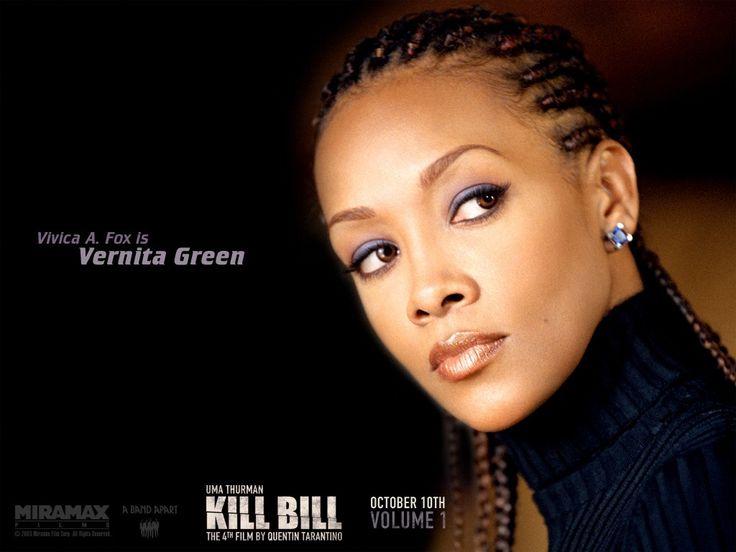 vivica fox in kill bill | ... Vivica A. Fox che interpreta Vernita Green nel film 'Kill Bill: Volume