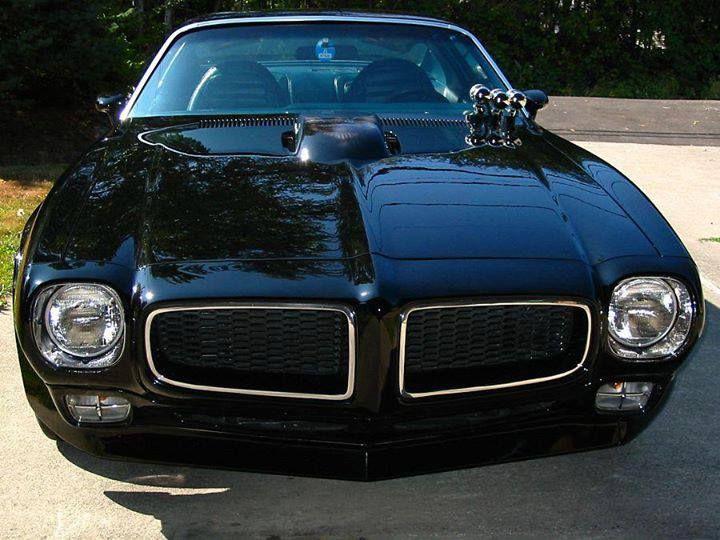 1972 Pontiac Firebird Trans Am 455 #muscle #car