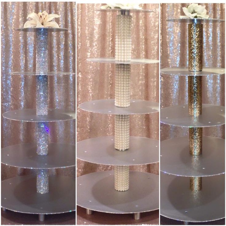 jeweled wedding cake stands best 25 bling cupcakes ideas on cake 16595
