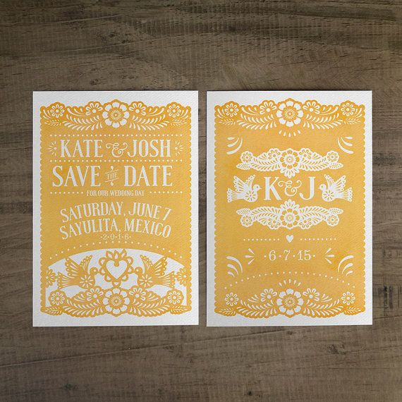This suite emulates the Mexican tradition of Papel Picado, used to color and brighten our most valued celebrations. Very strong tradition in the