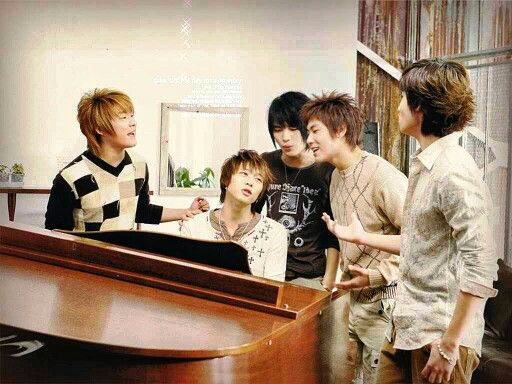 I want to see them singing together again.. Maybe not on one stage but together in front of us in just a simple place.. Us singing together with them.. That would be enough.. We will wait for you.. TVXQ..  ~Always Keep The Faith~