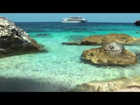 le spiagge del golfo di Orosei