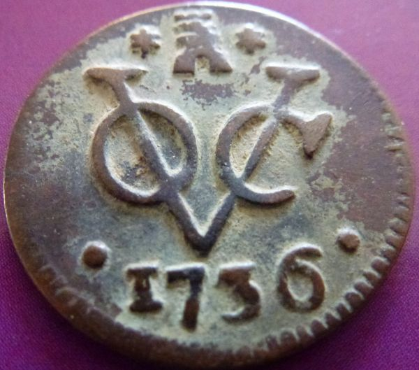 Coins Of The Dutch East India Company | Coins » DUTCH EAST INDIA COMPANY 'VOC'…