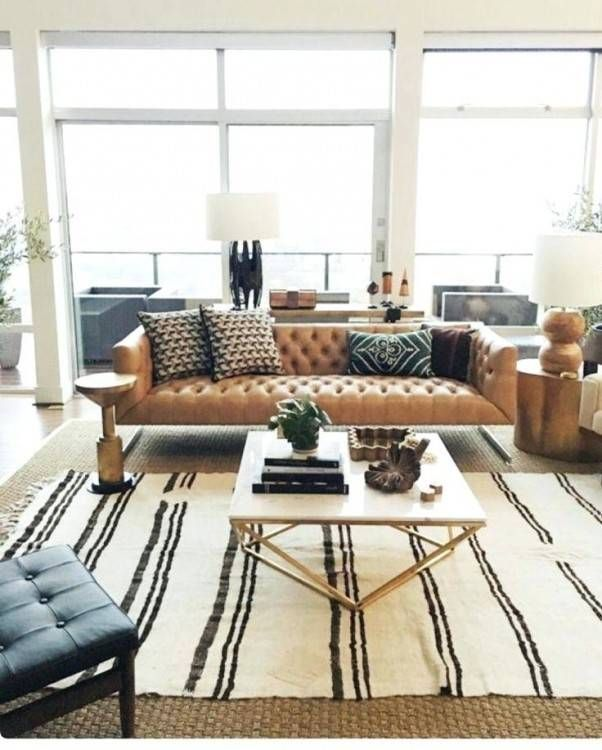 Modern Sunrooms Designs Tips And Ideas Small Sunroom Furniture Sunroomdecoratin Leather Sofa Decor Brown Leather Sofa Decor Leather Living Room Furniture