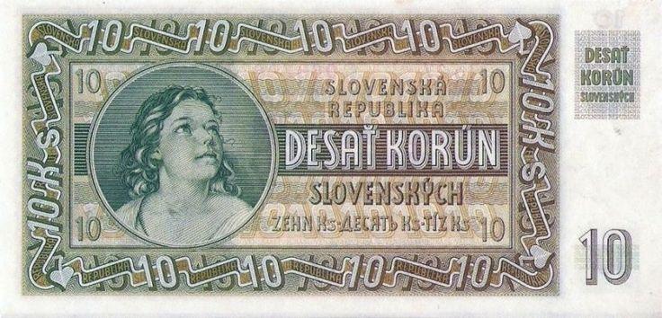 Výsledok vyhľadávania obrázkov pre dopyt slovenske koruny papierove