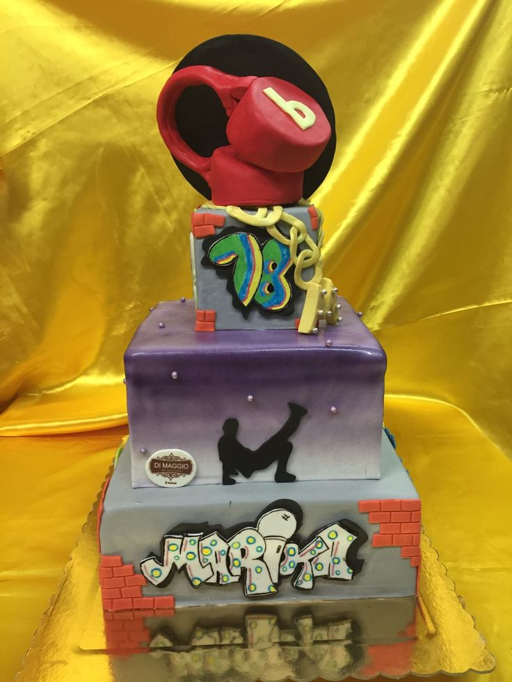 cake music