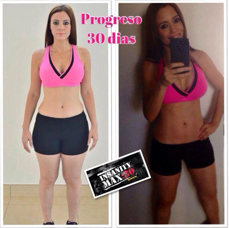 Transformación en 30 días con Max 30!!!