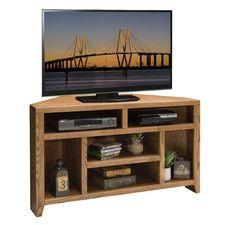 Corner TV Stands - Orientation: Corner Unit | Wayfair