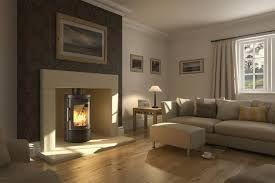 Image result for woodburner fireplaces