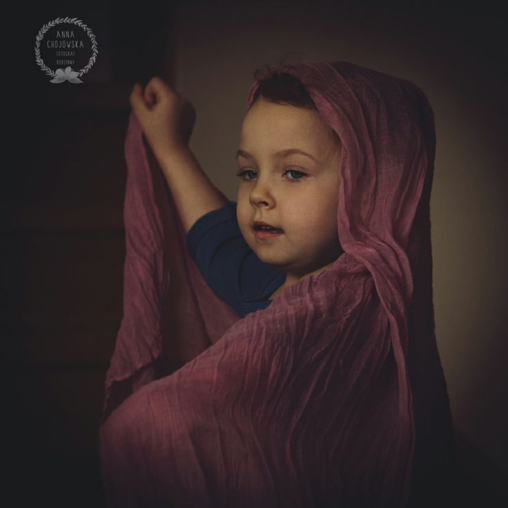 La velata. Anna Chojowska-Szymańska. Children & Family Photography. Krakow.