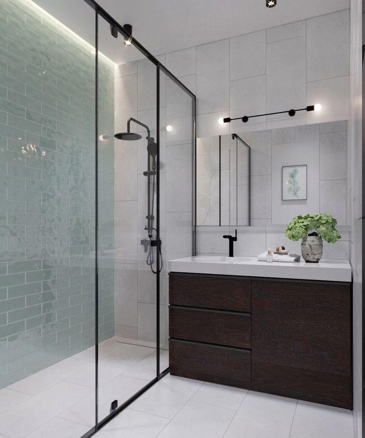 cube de verre salle de bain salle de bain mobilier salle de bain et douche italienne