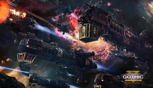 Battlefleet: Gothic Armada 2 Announced, Will Be Out This Year on PC: Focus Home Interactive and Tindalos Interactive announced Battlefleet:…