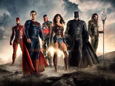 Anderson.Blog: Confira o trailer oficial de Liga da Justiça