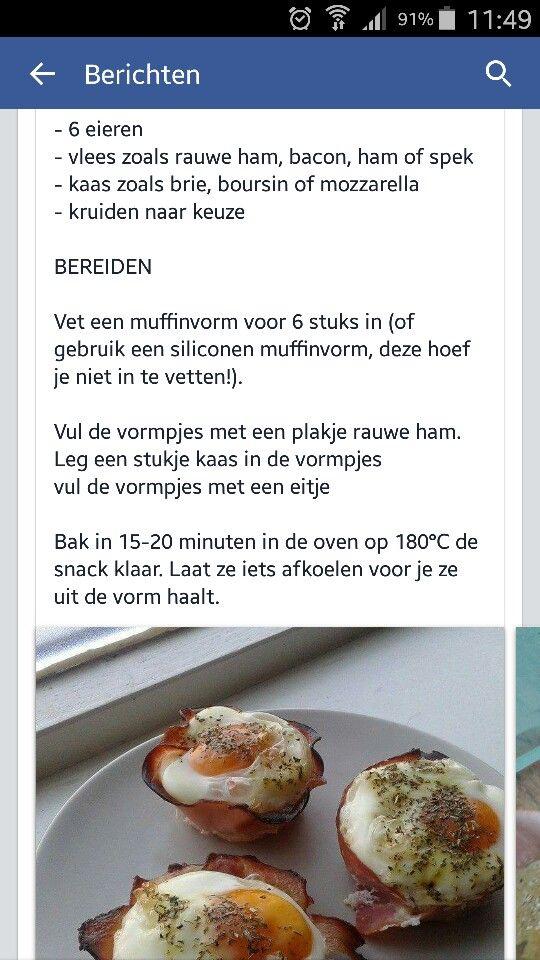 Muffin voor Airfryer