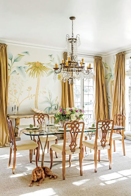 The Glam Pad: A Classically Elegant New Orleans Home