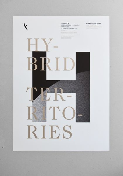 Hybride Territories / repinned on Toby Designs