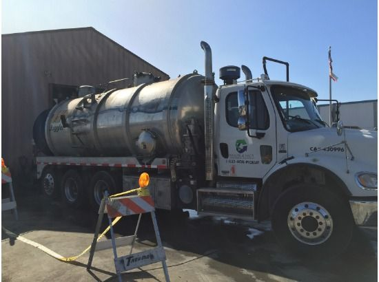 Heavy Duty Vacuum Trucks For Sale - Page 1 of 31