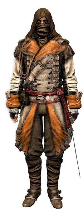 Assassin Gang Leader