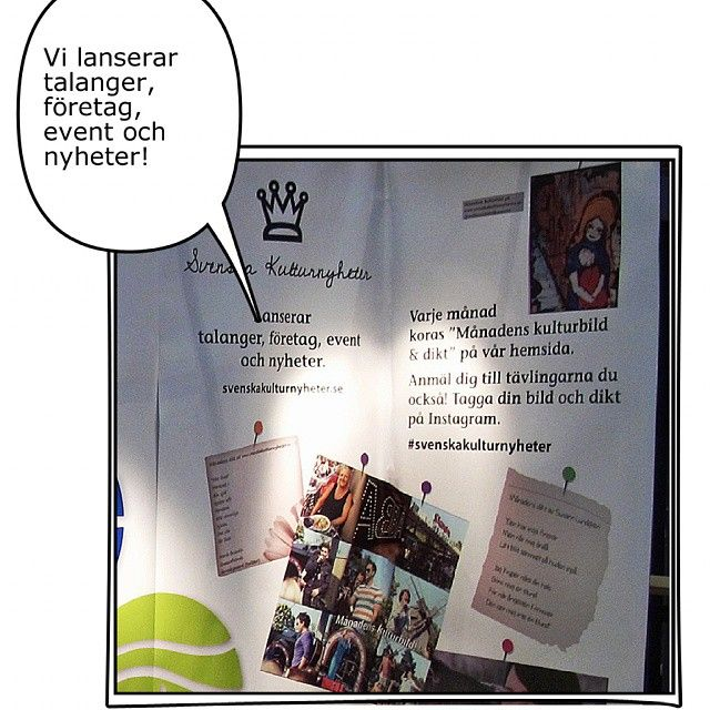 svenskakulturnyheter's photo on Instagram