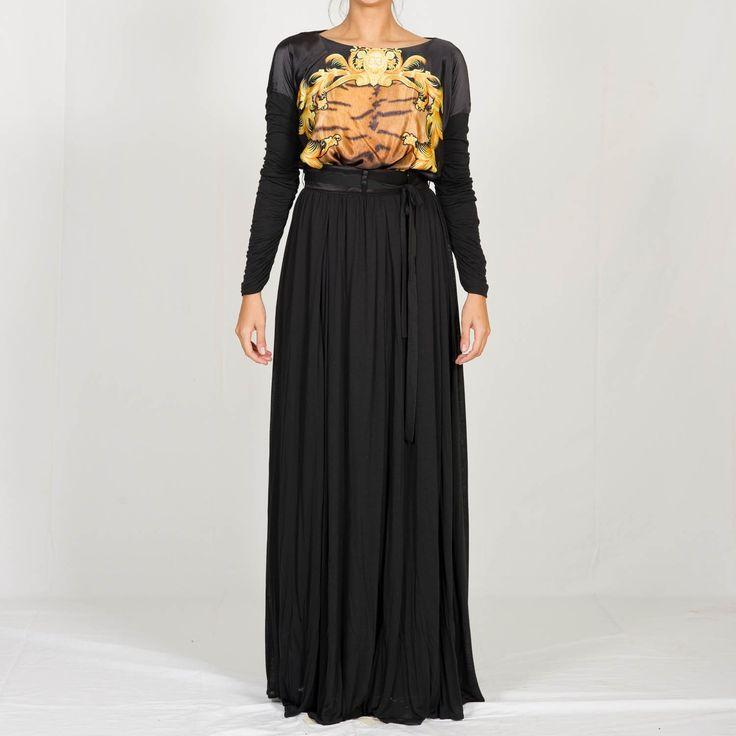 Roberto Cavalli: fabulous evening dress