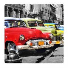 Autók falikép