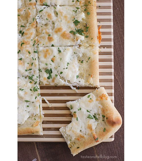 Tofu Pizza With Garlic And Rosemary Recipes — Dishmaps