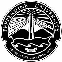 Pepperdine Official Seal - Obelisk and the blazing star Sirius.