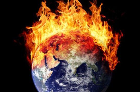 Глобальное потепление: По мнению ученых к 2100-му году на Земле погибнет все живое