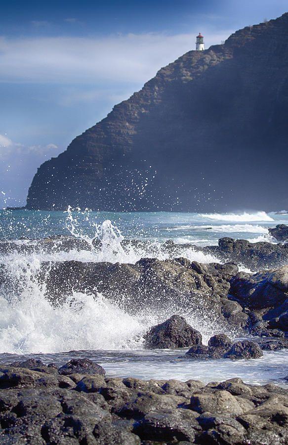 ✯ Makapuu Point Lighthouse - Oahu, Hawaii