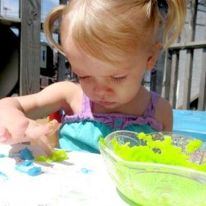 Съедобные краски для пальчикового рисования. Делаем сами   Baby journal