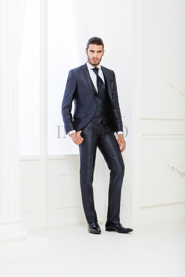 BA 2299-16  #sposo #groom #suit #abito #wedding #matrimonio #nozze #blu #blue