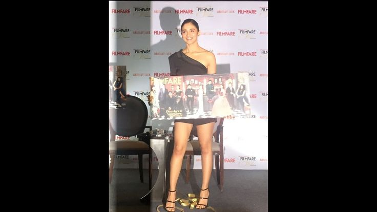 I Have A Heart Of A Child Says Alia Bhatt | Filmfare Cover Launch