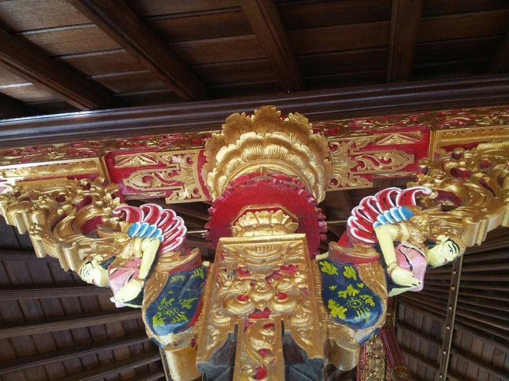 Bedugul. Bali relief