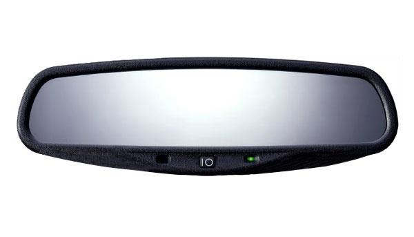 2011 Nissan Versa All Versa models Gentex K2 Auto Dimming Rear View Mirror, Gentex Auto Dimming Mirror