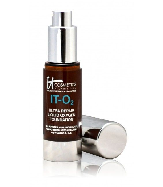IT-O2 Ultra Repair Liquid Oxygen Foundation (5 shades) - Foundation - Face - Free Shipping $25 | It Cosmetics