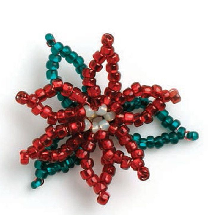 682 best images about beaded tree ornaments on