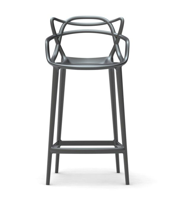famous italian furniture designers. masters bar stool by starck u0026 quitllet famous italian furniture designers