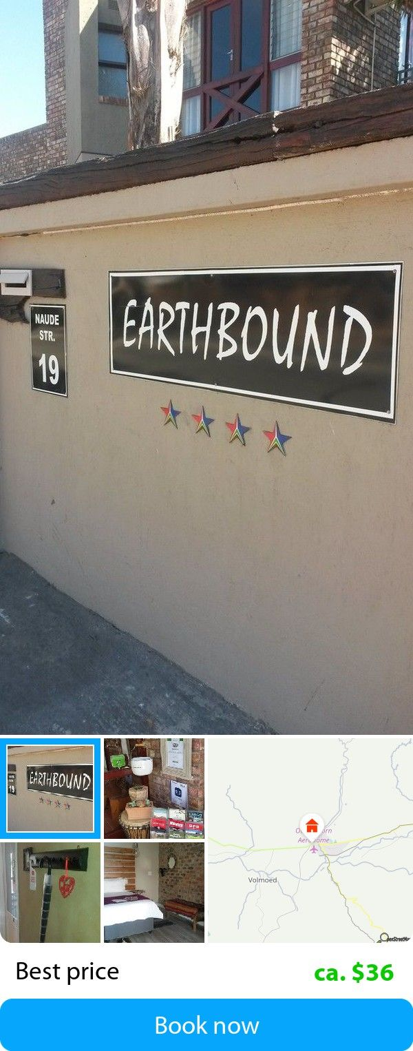Earthbound B&B (Oudtshoorn, South Africa) – Book this hotel at the cheapest price on sefibo.