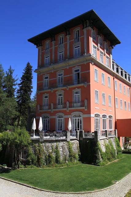 Vidago Palace Hotel Portugal, Chaves, North Portugal.