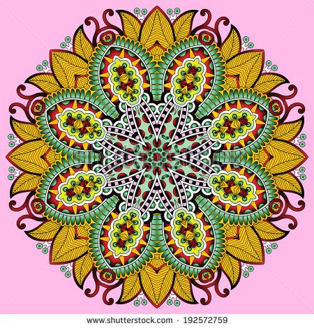 Mandala Photos et images de stock | Shutterstock