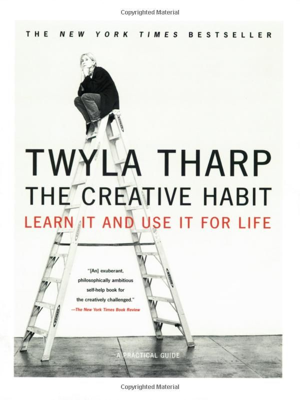 8 best books worth reading images on pinterest books to read the creative habit learn it and use it for life by twyla tharp fandeluxe Images