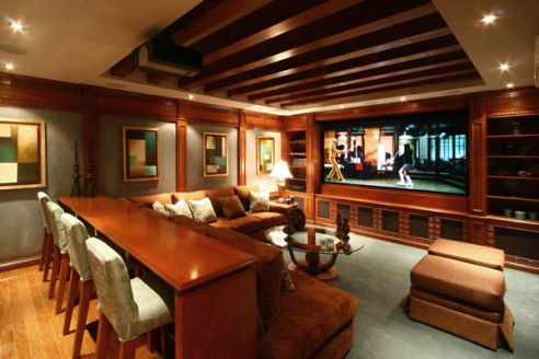 How to Design a Digital Media Room