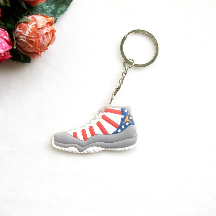 17 Color Mini Jordan 11 Keychain For Men Woman Silicone Sneaker Key Chain Key Ring Key Holder Gifts Keychain     Tag a friend who would love this!     FREE Shipping Worldwide     Buy one here---> http://sneakerheadnation.com/17-color-mini-jordan-11-keychain-for-men-woman-silicone-sneaker-key-chain-key-ring-key-holder-gifts-keychain/