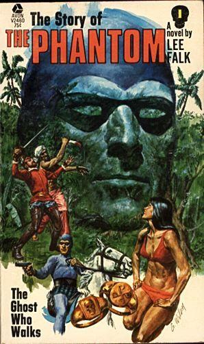 The Story of the Phantom: A Novel by Lee Falk.