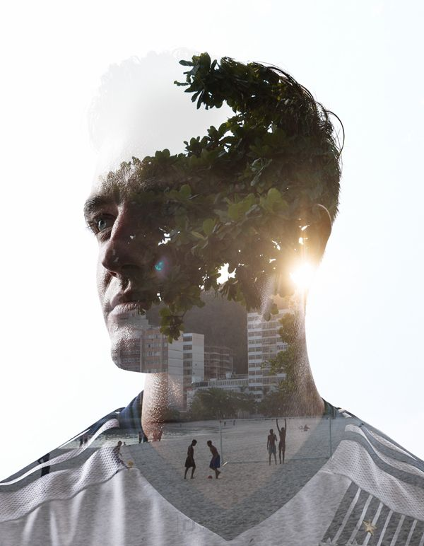 MLS Double Exposures, photography by Tim Tadder - ego-alterego.com