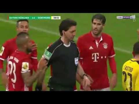 أهداف  مباراة بايرن ميونخ وبوروسيا دورتموند (2-3) نصف نهائي كأس ألمانيا ...