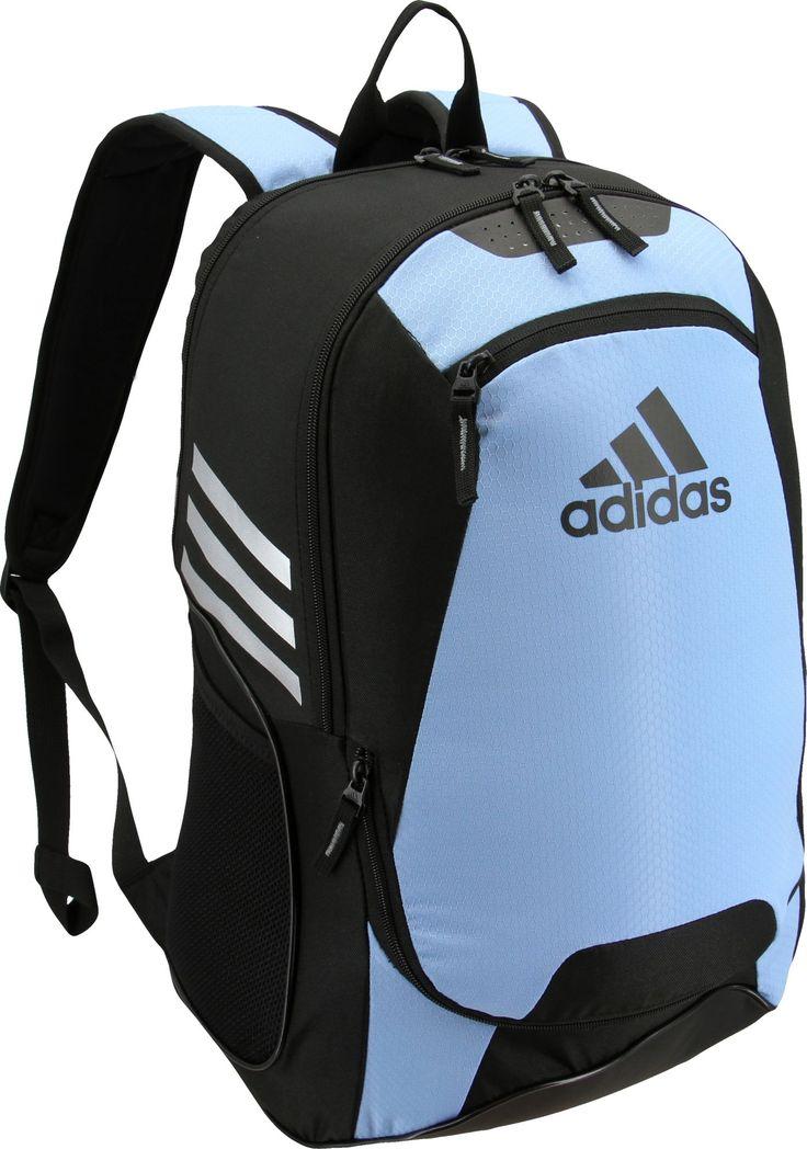 adidas Stadium II Soccer Backpack, Blue Soccer backpack