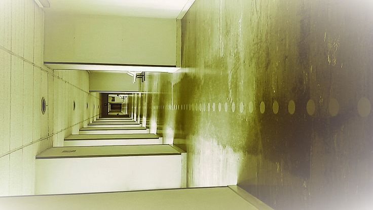 "https://flic.kr/p/GxgvGm | ""6am morningside"" Giulia Bergonzoni #unconventional #optical #photography #hospital #spots #grunge #tunnel #light"